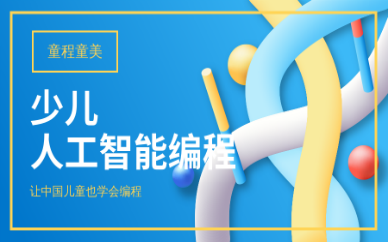 广州沙园童程童美少儿人工智能编程