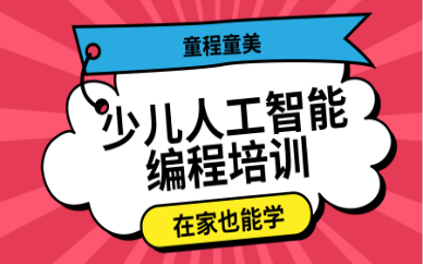 广州万胜围童程童美少儿人工智能编程