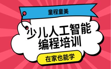 郑州商业中心童程童美少儿人工智能编程
