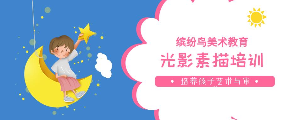娄底新化县缤纷鸟光影素描10-11岁课程