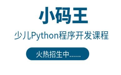 成都武侯哪有儿童Python程序开发学习班?