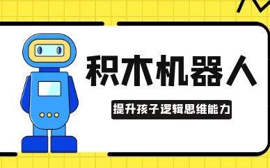 广州海珠积木机器人编程班