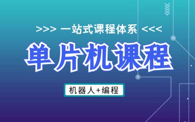广州越秀单片机机器人编程课