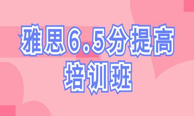 北京海淀朗阁雅思6.5分提高培训班