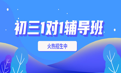 邢台桥东励学个性化初三1对1辅导