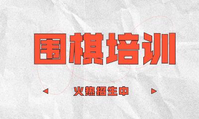 深圳宝安区秦汉胡同围棋培训班