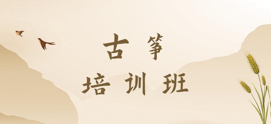 北京朝阳古筝培训