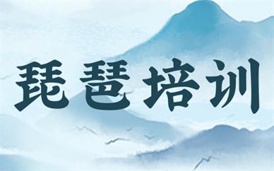 佛山琵琶培训课