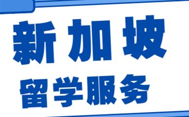 南京新加坡留学服务